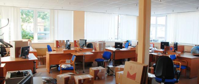 Офисные переезды Донецк