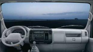 Кабина грузового автомобиля