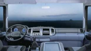 Кабина грузовых автомобилей