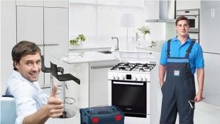 Перевозка газовой плиты