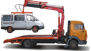 Перевозка грузов автомобилем-манипулятором