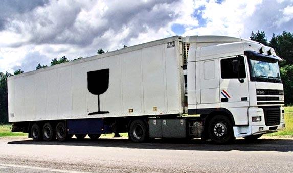 Перевозка хрупких грузов