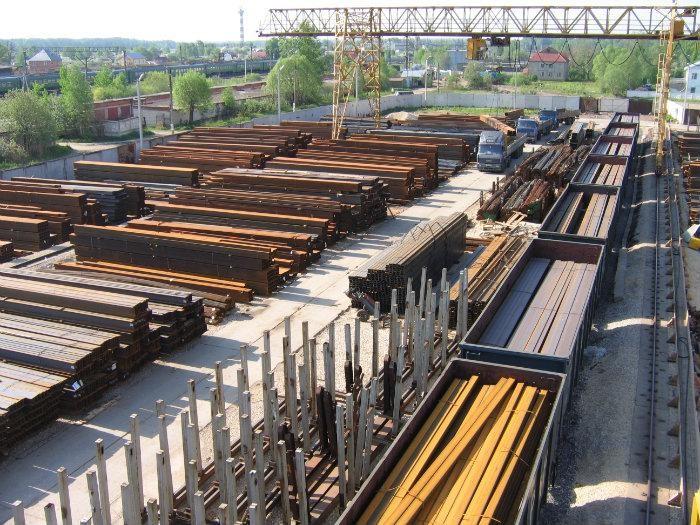 Перевозка металлопродукции