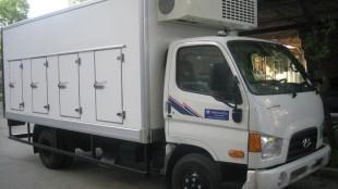 Перевозка продуктов летом