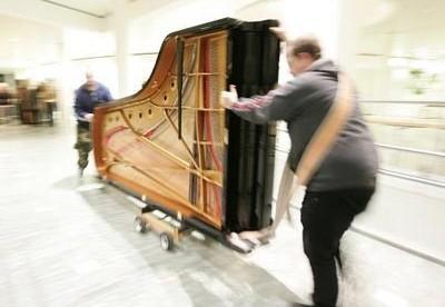 Советы по перевозке пианино
