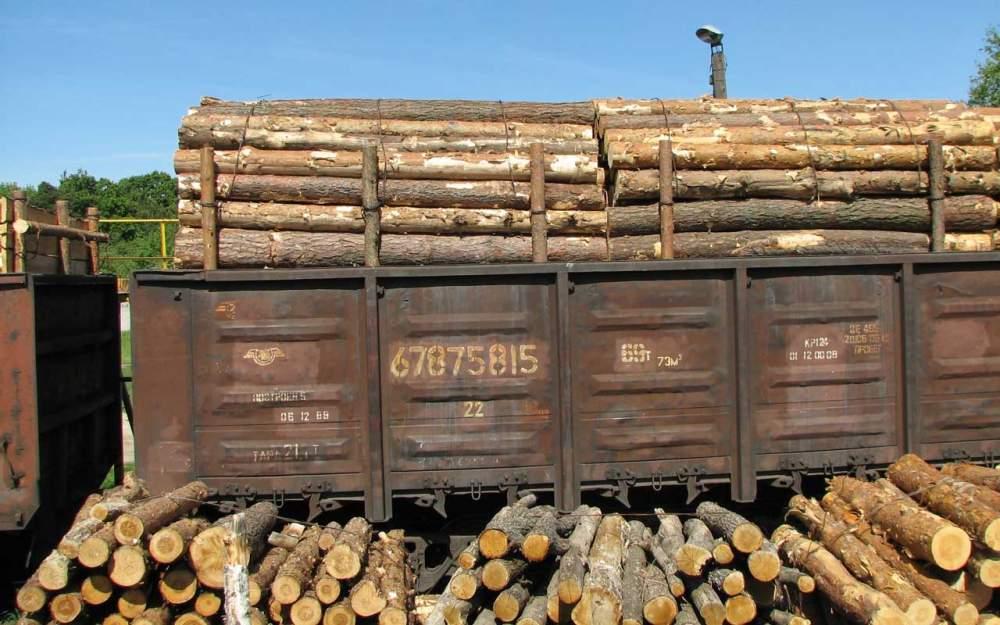 Перевозка и хранение круглого леса