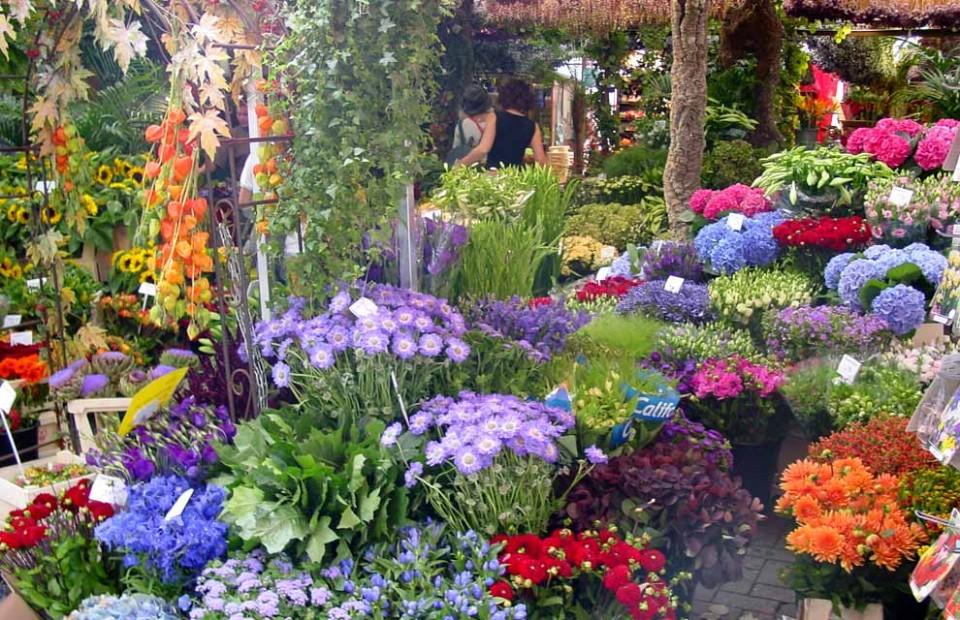 Перевозка цветов и цветочной продукции