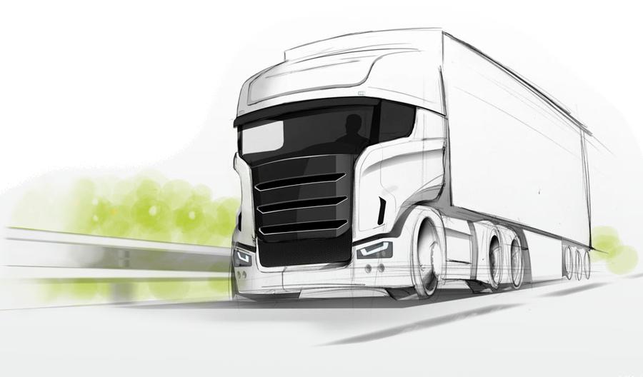 Виды специального грузового автотранспорта